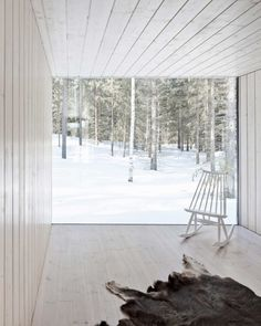 ::INTERIORS::  Lovely interior by Avanto Architects