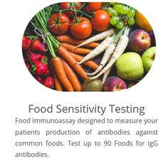 Providers and Patients learn more about Food Sensitivity Testing and Nutritional Counseling Food Sensitivity Testing, Stress Eating, Allergy Testing, Gluten Intolerance, Insulin Resistance, Binge Eating, Blood Test, Ibs, Diabetes