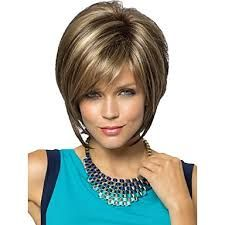 Cheap hair dry cap, Buy Quality hair alligator directly from China cap stylus Suppliers: New Stylish Synthetic wigs Pixie cut wig Short Straight hair Brown with blonde Highlights wig for women Glamorous Fashion Short Straight Hair, Short Hair Cuts, Long Curly, Curly Bob, Short Bob Hairstyles, Wig Hairstyles, Hairstyles Videos, Layered Hairstyles, Simple Hairstyles