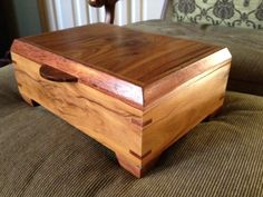 Hand Crafted What Not Box by Wood Wise Productions | CustomMade.com