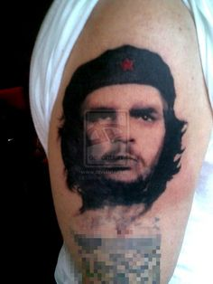che bel tattoos – Tattoo Tips Boy Tattoos, Head Tattoos, Forearm Tattoos, Tattoos For Guys, Belle Tattoo, I Tattoo, Tattoo Quotes, Che Guevara Tattoo, Chevy Tattoo