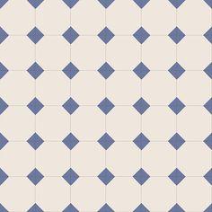 »Steinzeugbodenfliesen Dekorfliese 202 weiss/blau« von Replicata - 17 x 17 x 1… Tile Floor, Tiles, Schaum, Flooring, Contemporary, Crafts, Home Decor, Floor Covering, Stones