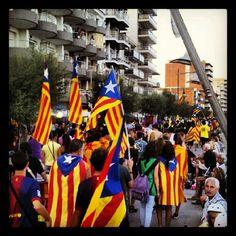 Passeig de Sant Antoni de Calonge en Calonge, Cataluña