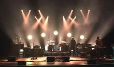 The lighting designers adding production pop to Jason Isbell, Alabama Shakes concerts