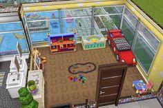 House 2 / 2nd floor / infants room (boy)