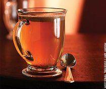 Hot Buttered Rum Cocktail...visit Food Network.com for Emeril's recipe.  Best I've ever had!
