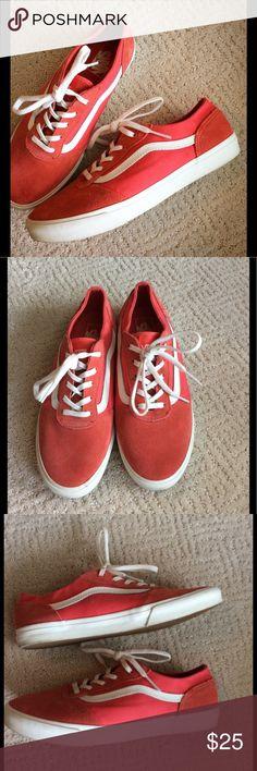 Vans Old Skool Skate Shoe Like new Vans. Worn once. In excellent condition. Vans Shoes Sneakers