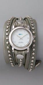 La Mer Collections Bali Stud Wrap Watch | SHOPBOP $57.50