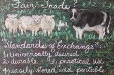 """3rd Grade Money: Trade and """"Standards of Exchange"""""""