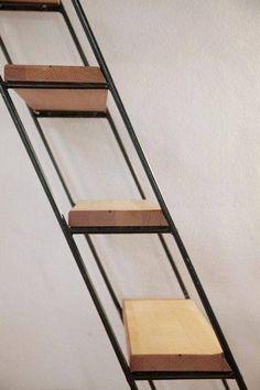 13 treppe design ideen f r kleine r ume treppe dachboden in 2019 pinterest treppen design. Black Bedroom Furniture Sets. Home Design Ideas
