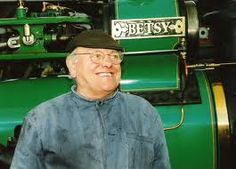 fred dibnah and Betsy