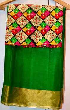 Enhance your fashion flair as you wear this different sarees with designer blouse.These are the different types of s...