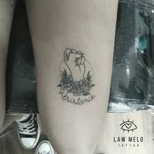 Consider getting a feminist tattoo? If so, you should definitely have one of these beautiful feminist tattoo designs that celebrate and inspire girl power. Dream Tattoos, Badass Tattoos, Future Tattoos, Body Tattoos, Trendy Tattoos, Unique Tattoos, Small Tattoos, Tattoos For Women, Tattoo Girls