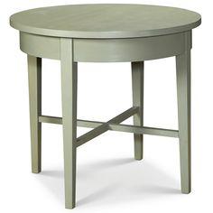 TritterFeefer Lola side table diameter x High Sausalito finish