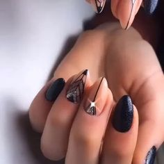 In search for some nail designs and ideas for your nails? Here is our list of must-try coffin acrylic nails for trendy women. Nail Designs Pictures, Short Nail Designs, Nail Art Designs, Design Art, Tribal Nail Designs, Nails Design, Design Ideas, Easter Nail Designs, Nail Designs Spring