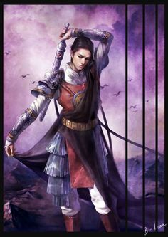 the character of sanguo by ~lian-blackdream on deviantART