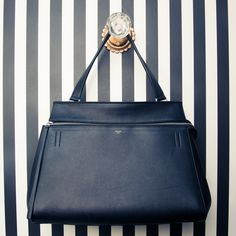 Seeing stripes (oh, and the Céline doesn't hurt either).