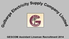 Gulbarga Electricity Supply Company Limited has generated a new job portal as GESCOM Recruitment. This organization want to hire people for 1840 JLM (Junior Lineman) / JSO (Junior Station Operator) Posts. People looking for job and found suitable for above said job post can apply online before last submission date.