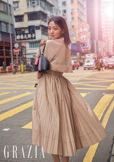 Walk in the Air Asian Celebrities, Asian Actors, Korean Actresses, Actors & Actresses, Celebs, Chae Soobin, Robot, Kim So Eun, Song Hye Kyo