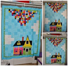 de Jong Dream House: Quilt Wedding-Turned-Memorial UP quilt Cinderella Silhouette, Wedding Gifts, House, Kids Rugs, Memories, Quilts, Engagement, Inspiration, Blankets