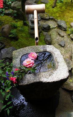Kyoto tempel garden