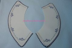 perfect piped collar every time - - great tute from Martha Broyles aka Southern Matriarch.