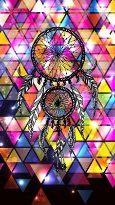 Dreamcatcher Wallpaper, Kefir, Dreamcatchers, Wallpaper Backgrounds, Mandalas, Dream Catchers, Dream Catcher, Feather Mobile