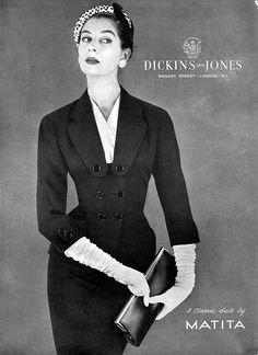 Dickens & Jones 224-244 Regent Street, London. 1922 - 2006