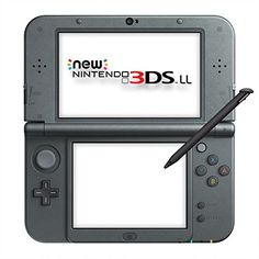 This console is area locked to simply Japan and simplest performs Eastern video games.    Frequently Bought Together       +      +      +      +    Price for all: $251.72       This item: New Nintendo 3DS LL Metallic Black (Japanese Imported Version - only plays Japanese version...