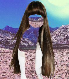 Inner landscape collage    Erin Case | A R T N A U
