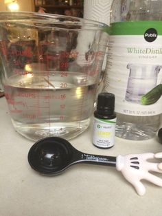 Life Hack!! #ItWorks lemon  essential oil, a toothpick, 2 cups of water  (in a glass measuring cup or bowl), and 2 tablespoons of vinegar. Microwave 5 minutes, let sit in the microwave 3 minutes to steam..and voila! Wipe with a wet sponge, no crazy amounts of scrubbing or chemicals to clean your microwave splatters! So simple and quick, this took no time at all!