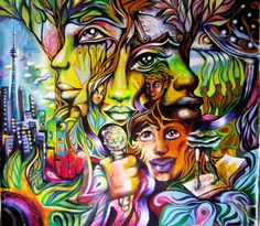 Murals :: Natasha Kudashkina