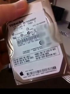 300 Dollar Data Recovery Recovered 99% of data from Toshiba for $300