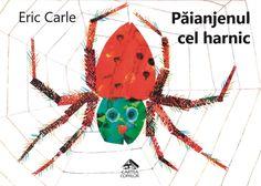 Păianjenul cel harnic, editura Cartea copiilor