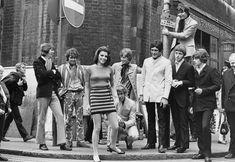 CARNABY STREET, LONDON, BRITAIN - 1960S