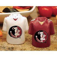 Memory Company Florida State Seminoles Gameday Salt n Pepper Shakers