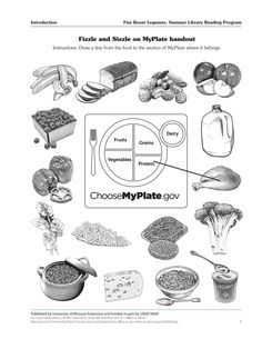 FizzleSizzle.jpg (850×1100) Handout to use with Fizz Boom Legumes http://missourifamilies.org/booksbites/NeverEatTomato.htm