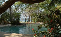Hotel Capitan Suizo pool