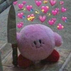 Pasta com muitíssimos memes para você rachar o bico ksksksk procure por Hy Cartoon Memes, Cat Memes, Funny Memes, Meme Meme, Cartoon Icons, Sapo Meme, Memes Lindos, Kirby Memes, Heart Meme