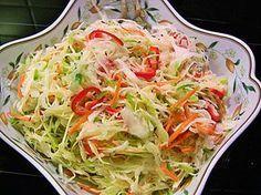 Weißkohl - Partysalat