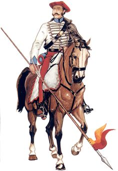 Húsares de Ontoria 1833-40