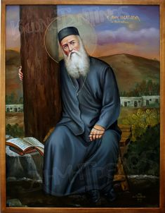 By St. Nektarios of Pentapolis Faith! Divine Gift, fruit of Divine Revelation, knowledge of mysteries, heavenly wisdom, teacher of divine . Hymns Of Praise, Divine Revelation, Orthodox Icons, Mystery, Saints, Spirituality, Pictures, Painting, Fictional Characters