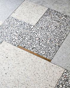 inspiring terrazzo floor design