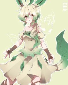 Pokemon Gijinka