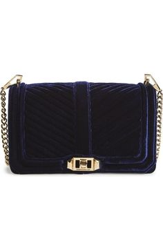 59ac11c5d572 Main Image - Rebecca Minkoff  Love  Crossbody Bag Leather Crossbody Bag