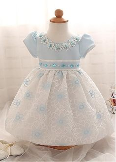 Top Quality Kid Girl Dress Baby Clothing Brand Ceremonies Party Dresses Girls Clothes Costumes For Girl Wedding Christening Gown - Kid Shop Global - Kids & Baby Shop Online - baby & kids clothing, toys for baby & kid Baby Girl Party Dresses, Dresses Kids Girl, Birthday Dresses, Party Gown Dress, Ball Gown Dresses, Bow Dresses, Peasant Dresses, Costume Dress, Girls Lace Dress