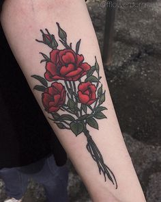 """6,692 Likes, 42 Comments - Olga Nekrasova (@fflowerporn) on Instagram: """"Half healed half fresh sleeve for Nika🌺🌸🍃 #tattoo #tattoos #ink #inked #tattooed #tattooist #design…"""""""