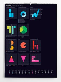 Creative Infographics, Behave, Colors, Graphic, and Graphs image ideas & inspiration on Designspiration Typography Love, Lettering, Typography Letters, Visualisation, Data Visualization, Graphic Prints, Graphic Design, Design Research, Layout