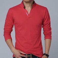 High Quality Cotton Long T-Shirt