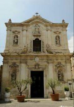 Basilica San Cataldo,Patrono di Taranto.